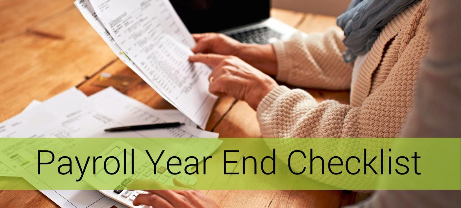 payroll year end 2017