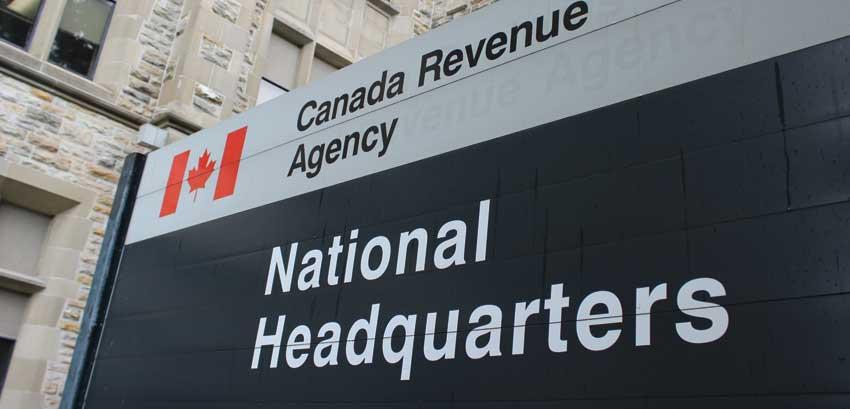 cra tax update